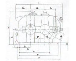 QJRS-D(QJD-D)中硬齿面减速机